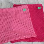 Obst-/Gemüsenetze .. rosa & pink