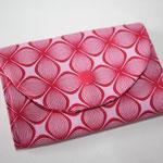 besch. Baumwolle - LOUNGE rosa / rot  VERFÜGBAR