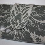beschichtete Baumwolle - Au Maison - Victorian Barouque charcoal