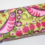 Design: Vögel + Blumen grün   ÄHNLICHE NOCH ZU HABEN