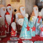 Annettes Tonengel & -weihnachtsmänner