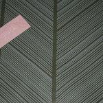besch. Baumwolle (PVC) Au Maison - Spike - evergreen - METERWARE