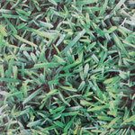 Wachstuch - Gras