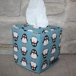 Pinguin - blaugrundig