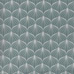 Baumwolle - AU Maison - Design: Alli  - Farbe: antique green