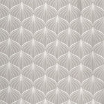Baumwolle Au Maison - Design: Alli - Farbe: grey
