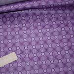 besch. Baumwolle (Polyrethan)- LOUNGE lila von Tante Ema RESTMENGE ?!
