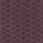 besch. Baumwolle (PVC) Au Maison - OMNIA - ginger red - METERWARE