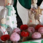 Engel und Pilze von Annette
