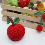 roter Apfel :)