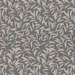 AUSVERKAUFT: besch. Baumwolle AU Maison - Design: Oliva - Farbe: grey .. grau