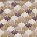 Baumwolle - AU Maison - Design: Alli - Farbe:  mustard / woodrose