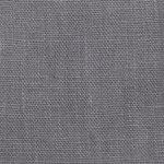besch. Leinen Au Maison - Farbe: stahlgrau / steel grey - RESTMENGE