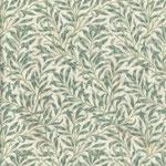 besch. Baumwolle AU Maison - Design: Olivia - Farbe: verte