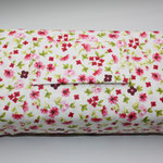 Design: Mille Fleur - rosa / rot