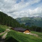 Malga Ringia, Pieve di Bono Trento