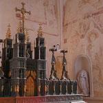 choeur de l'église de Bouligneux 2019