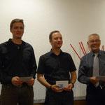 2014 1.Rang Marc Siegrist 2.Rang Urs Kaspar 3.Rang Peter Anderegg