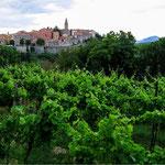 Labin, Istrien, Kroatien