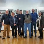 Am Montag, 28. November, konnten wir weitere Gäste begrüßen: Die Fotofreunde Straubing statteten einen Besuch ab.