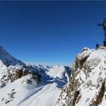 Bergpanorama Sölden