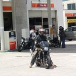 鹿角のガソリンスタンド