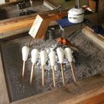 たつこ茶屋の味噌たんぽ