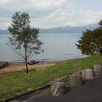 田沢湖(たつこ茶屋より)