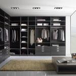 Einbauschrank für Ankleidezimmer