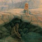 Die Geschichte (The Story) 40 x 30 cm 1979