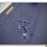 """""""Aigle à tête de mort"""" escadron de chasse 1/7 provence"""