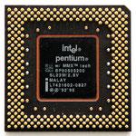 BP80503200 Intel Pentium MMX 200 MHz SL23W