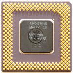 A80502 Intel Pentium 90 MHz SX968 w/o Heatspreader