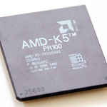 AMD K5 PR100 SSA/5 without heatspreader