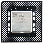 FV80503200 Intel Pentium MMX 200 MHz SL27J