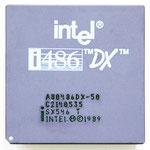 Intel A80486 DX-50 SX546