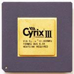 VIA Cyrix III 600 MHz