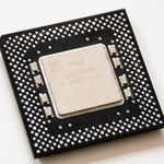 FV80503166 SL27H Intel Pentium MMX 166 MHz