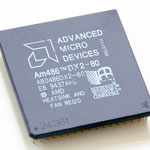 A80486DX2-80 AMD Am486 DX2 80 MHz