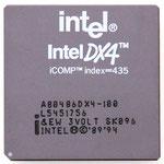 Intel A80486 DX4-100 &EW SK096