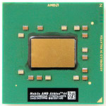 AMD Mobile Athlon 64 3400+ AMA3400BEX5AR