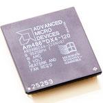 A80486DX4-120NV8T AMD Am486 DX4-120