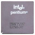 P54CS Intel Pentium 150 MHz SY015