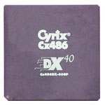 Cyrix Cx486 DX-40