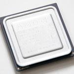 AMD K6-II/500AFX AMD K6-II 500 MHz