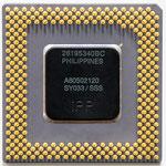 Intel Pentium 120 MHz A80502120 SY033