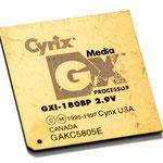 Cyrix MediaGX GXi 180 MHz 2.9V