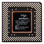 Intel Pentium MMX 133 MHz SL27C