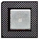 "Intel Celeron 533 MHz Mendocino SL3FZ. With this little guy I started collecting ""vintage"" CPUs ;)"