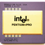 Intel Pentium Pro 180 MHz 256K BP80521180 SL23L